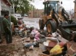 Enlarge: Cleanup in Manville, NJ.