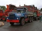 Enlarge: Big hauls arrive for cleanup help.