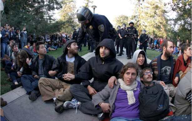 Police warn UC Davis protesters